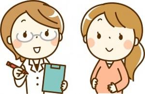 先生と妊婦