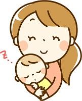 赤ちゃんとママ2